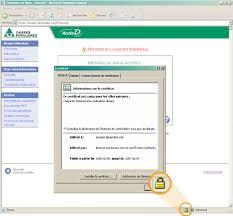 Digital Certificates Caisses Populaires De Lontario Caisses
