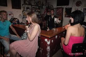 Amateur mature bar slut