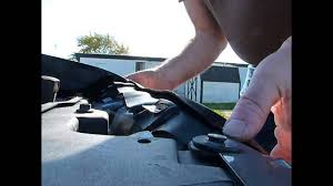 Chevy Malibu Headlight Assembly Replacement - YouTube