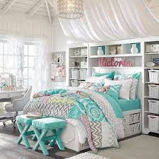 teen bedroom ideas teal and white. Wonderful Ideas 18 Teenage Bedroom Ideas Suitable For Every Girl 16 Intended Teen Teal And White R
