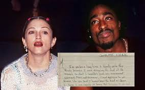 Image result for tupac and madonna