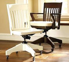 white wooden desk chairs. Delighful Desk White Swivel Office Chair Wood Great Desk Chairs   In Wooden W