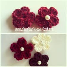 Small Crochet Flower Pattern Magnificent Inspiration Ideas