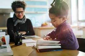 Parents  do your own homework to help kids have a successful