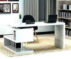 desk office ideas modern. Design Cool Office Desks Office. Perfect Modern Work Desk Medium Size Of Elegant Ideas T
