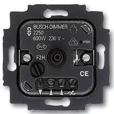 <b>Диммер поворотный для</b> л/н <b>ABB</b> BJE 600W 2CKA006515A0840 ...