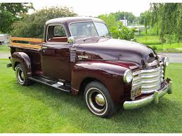 1950 Chevy Truck - Auto Cars magazine - cars.terra-media.us