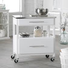 kitchen island cart white. Unbelievable White Kitchen Cart Island Quartz Top With  Butcher Block Islands Kitchen Island Cart White