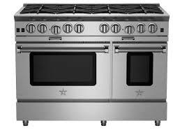 double oven electric range reviews 2013. bluestar platinum series bsp488b - $11,675 double oven electric range reviews 2013