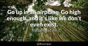 Airplane Quotes Gorgeous Airplane Quotes BrainyQuote