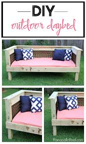 diy outdoor daybed outdoor furniture plans outdoor furniture diy outdoor furniture ideas