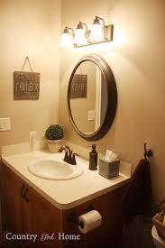 100 Oval Bathroom Mirror