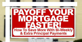 Bi Weekly Mortgage Calculator Extra Payment Amortization
