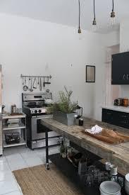 Industrial Kitchen Furniture 25 Best Ideas About Industrial Kitchen Island On Pinterest Wood