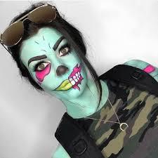 ghoul trooper makeupcreative