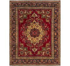 9 10 x 12 9 tabriz persian rug