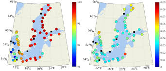 St Simons Tide Chart 2017 Frontiers Sea Level Trends And Variability Of The Baltic