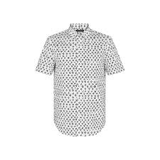 louis vuitton giraffe shirt. regular short sleeves printed. louis vuitton giraffe shirt