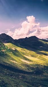 ng59-nature-mountain-green-cloud-sunny ...