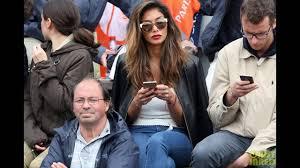 Nielsen dimitrov talk team bonding in miami. Nicole Scherzinger Supports Boyfriend Grigor Dimitrov At French Open Youtube