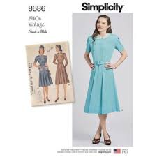 Simplicity Patterns Custom Simplicity Patterns PreFall 48 Doctor T Designs