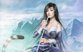 48+] 3D Desktop Wallpaper Fantasy Girl ...