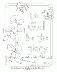 Coloring Page God Love Me - Coloring Home