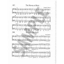 Rejoice Hymns Orch Bass Clef C Bass Bass8vb