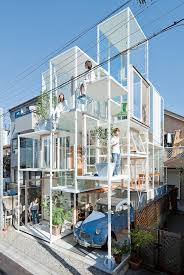 Modern Japanese Houses Live Small Japanese Housing Design Sou Fujimoto Japanese House