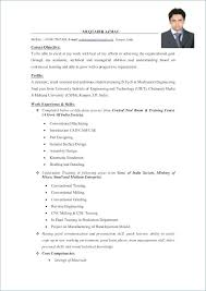 Career Objectives For Resume For Engineer Lovely Career Objective