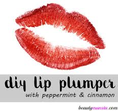 you can naturally experiment with plump lips without surgery using this diy lip plumper recipe that really works