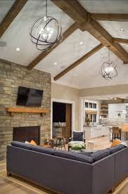 cathedral ceiling lighting. Photo 3 Of 8 Superb Cathedral Ceiling Lighting #3 50+ Inspiring Living Room Ideas. Vaulted LightingRecessed D
