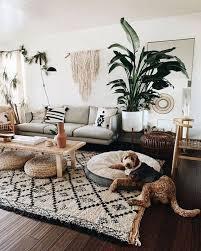 25 boho living room decor ideas that