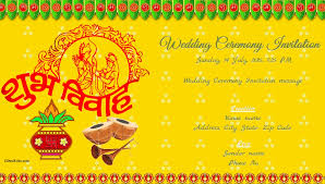 free wedding india invitation card & online invitations Free Online Indian Wedding Invitation Cards Templates wedding ceremony invitation free online indian wedding invitation templates