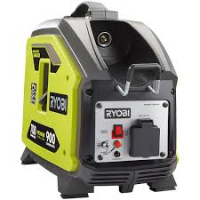 Ryobi 900 Watt Propane Powered Inverter Generator RYi911LP The