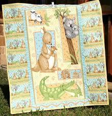 65 best Quilts - Panels images on Pinterest | Cosmos, Dream ... & Panel Quilt Kit Quick Easy Fun Beginner by SunnysideFabrics Adamdwight.com