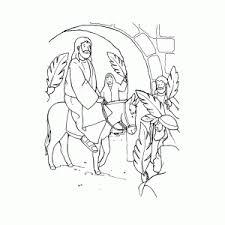 Pasen Bijbelverhaal Kleurplaten Leuk Voor Kids