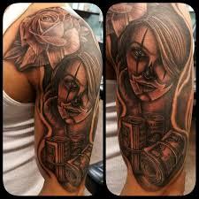 рисунок денег и девушки на плече парня фото рисунки эскизы