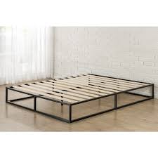 Priage 10 inch Full Size Metal Platform Bed Frame Free Shipping