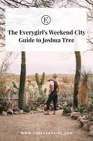 hands down joshua tree is one of the most eclectic destinations in all of california who knows maybe even the united states home to countless cacti