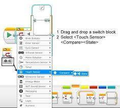 Ev3 Programming Sensors Stem Education Lego Printables