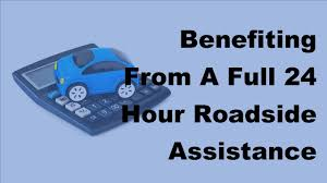 2017 benefiting from a full 24 hour roadside assistance with the auto insurance policy