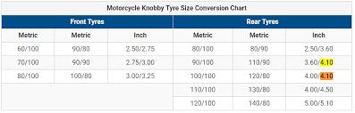 Dirt Bike Tire Size Chart Dirt Bike Tyre Sizing Mxstore Help