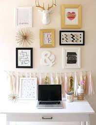stylish office decor. Gold Office Decor Grand Brilliant Design Best Ideas About Pink On . Stylish N