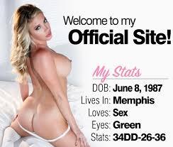 Samantha Saint Official Site on Puba