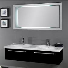wall mounted sink vanity. Wonderful Mounted Iotti By Nameeks Fly FL2 Wall Mounted Double Sink Bathroom Vanity Set In  Glossy Black To L