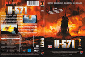 U 571 german dvd cover