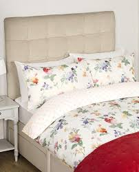 celia rosehip print duvet cover duvet