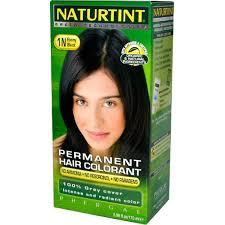 Naturtint 1n Black Ebony Hair Color