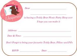 free sleepover invitation templates sleepover invitations template superb free printable birthday